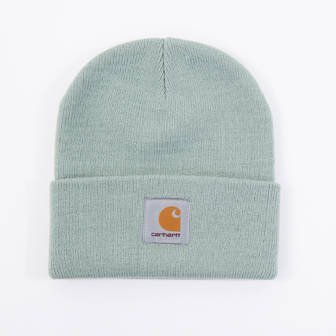 Carhartt WIP Short Watch Hat I017326 FROSTED GREEN