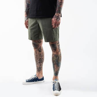 Carhartt Wip Newel Short CottonI027952 DOLLAR GREEN