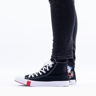 Converse Chuck Taylor All Star Logo Play Hi 166734C