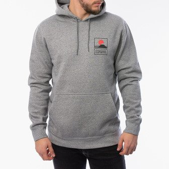 Edwin Sunset on MT Fuji Hoodie I025851 MOG67