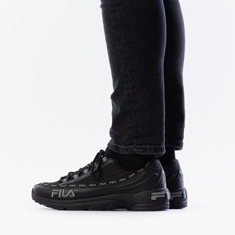 NIKE AIR FORCE 1 '07 LEATHER BLACK pour €97,50 |