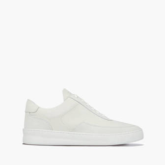 Filling Pieces Low Mondo Plain Nardo Nubuck 33026311901