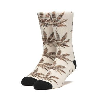 HUF Plantlife Melange Leaves Sock SK00445 UNBLEACHED