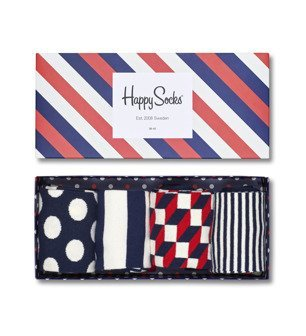 Happy Socks Giftbox 4 pak XBDO09-6000