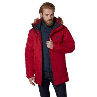 4c8b0c9c1f8 Men's jacket Helly Hansen Svalbard Parka 53150 990 - Best shoes ...