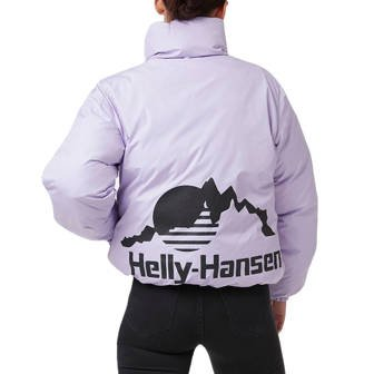 Helly Hansen W Young Urban Reversible Puffer Jacket 53583 697