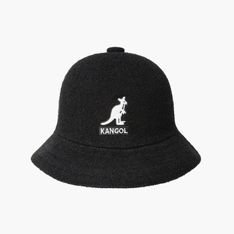Kangol Big Logo Casual K3407 BLACK