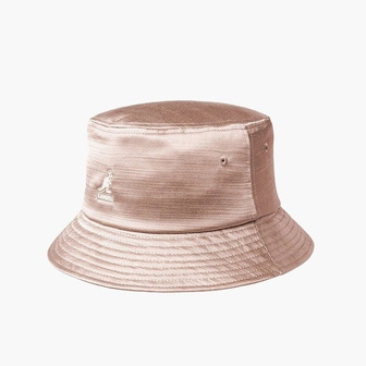 Kangol Liquid Mercury Bucket Hat K5271 DUSTY ROSE
