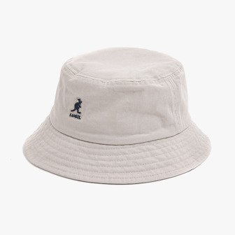 Kangol Washed Bucket Hat K4224HT KHAKI