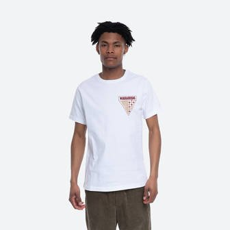Maharishi World Tribe Organic 6300 WHITE