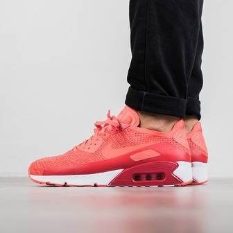 Men's Shoes sneakers Nike Air Max 90 Ultra 2.0 Flyknit 875943 600