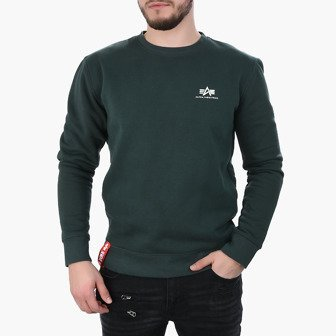 Men's blouse Alpha Industries Basic Sweater Small Logo 188307 353