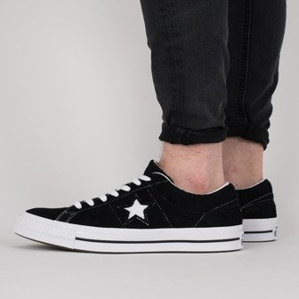 Men's shoes sneakers Converse One Star 74 Premium Suede 158369C