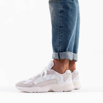 B37615 Adidas Originals Yung 1 Sneakers In White Sneakers Studio Store