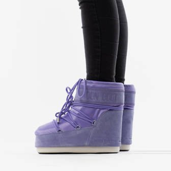 Moon Boot Classic Low Satin 14089300 003