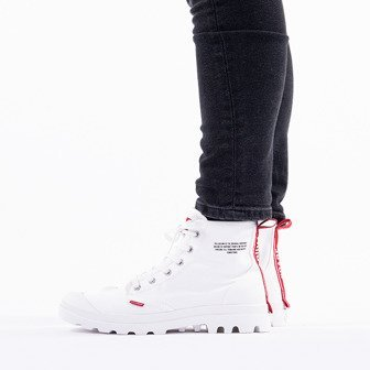 Palladium Pampa Hi Dare Star White 76258-116-M