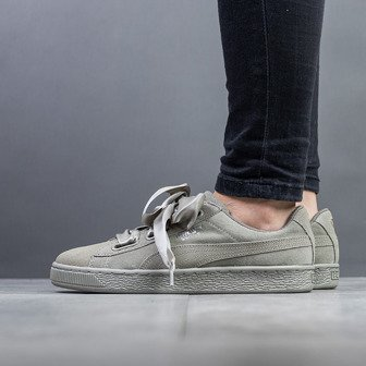 Puma Suede Heart Pebble 365210 02