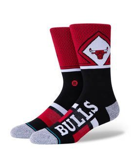Stance Chicago Bulls Shortcut 2 A545A20BUC RED