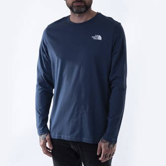 The North Face L/S Easy Tee NF0A2TX1N4L