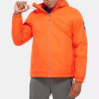 The North Face Mount Q Insul Jack Tangerine T93XWH3YQ