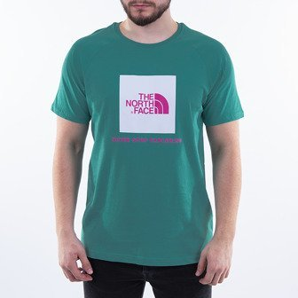 The North Face Rag Red Box Tee NF0A3BQOBDF