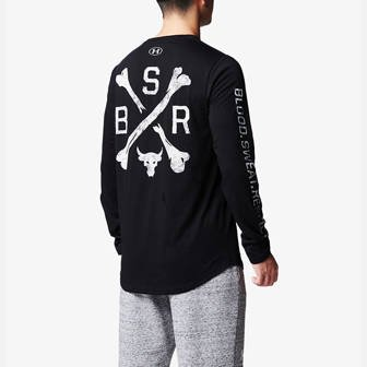 Under Armour Project Rock BSR Longsleeve 1357194 001