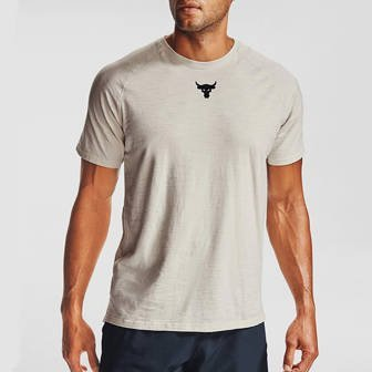 Under Armour Project Rock Cc Ss 1356764 110