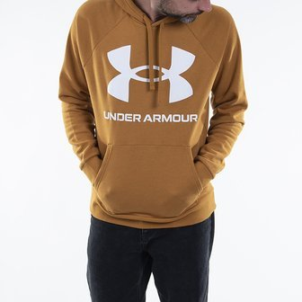 Under Armour Rival Fleece Big Logo Hd 1357093 707