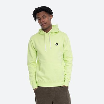Wood Wood Double A Ian Hoodie 10945600-2424 BRIGHT GREEN
