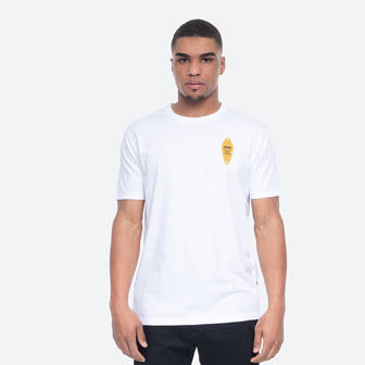 Wood Wood Tackle T-Shirt 12035715-2334 BRIGHT WHITE