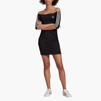 adidas Originals Off-The-Shoulder Dress ED7521