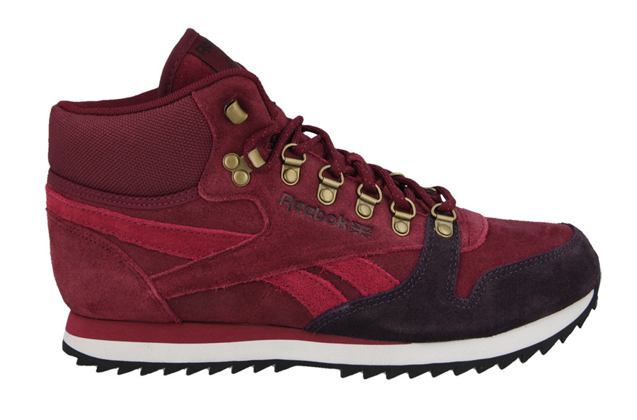 womens shoes sneaker reebok classic leather mid ww v62491