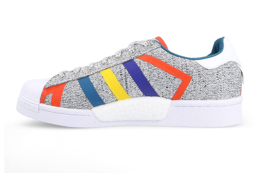 BUY Cheap Adidas Superstar Adicolor Blue