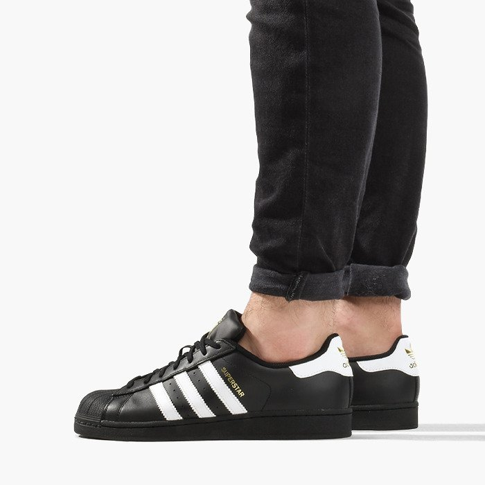 purchase cheap 90c21 fc7d8 B27140 adidas Superstar black. Women's sneakers ...