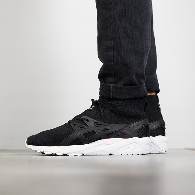Asics Gel Kayano Trainer Knit MT H7P4N 9090 Best shoes