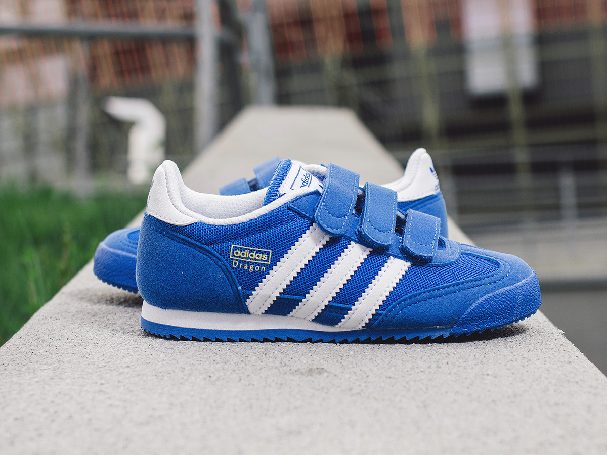 kids' adidas originals dragon shoes