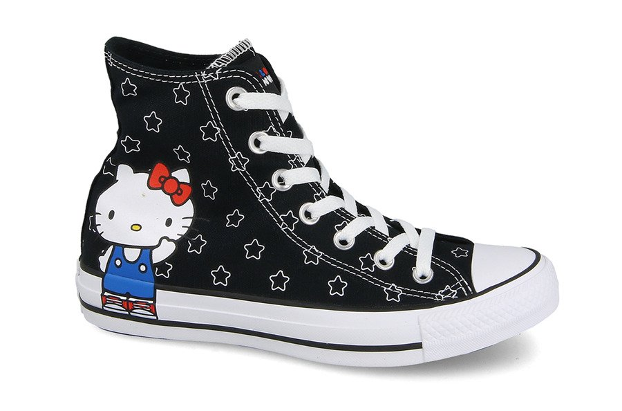 d07568090fd Converse Chuck Taylor AS x Hello Kitty 163919C | Sneakers Studio Store