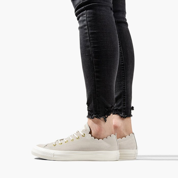 Converse Chuck Taylor All Star Frilly Thrills 563418C - Best shoes