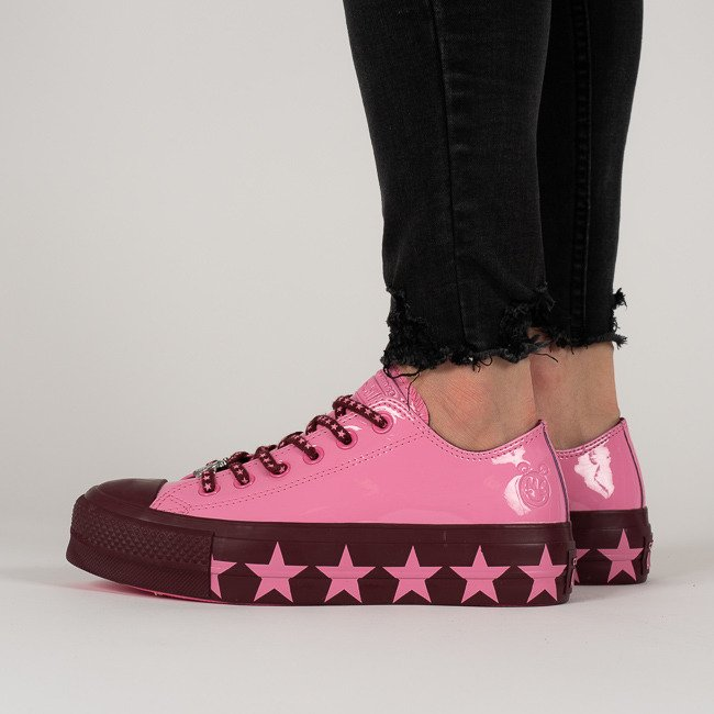 4b3f1c170d6ae2 Converse Chuck Taylor All Star Lift Ox Miley Cyrus 563718C - Best shoes  SneakerStudio
