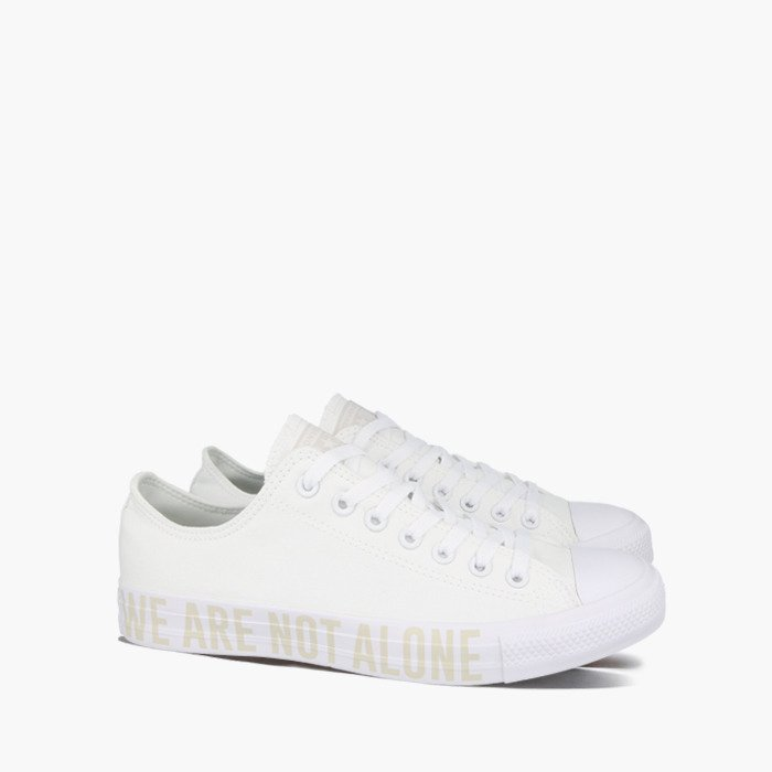 Converse Chuck Taylor All Star We Are Not Alone Low Top