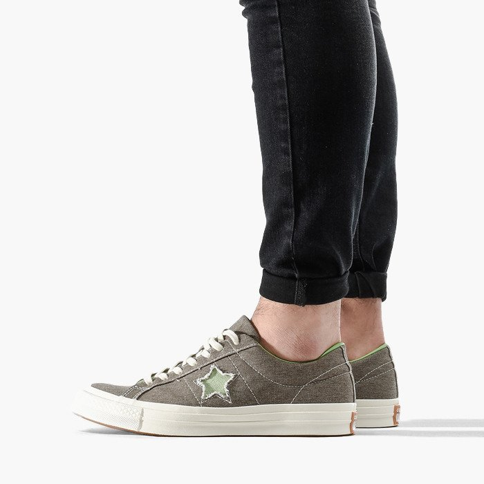 Converse One Star Sunbaked 164361C. Men's low top sneakers