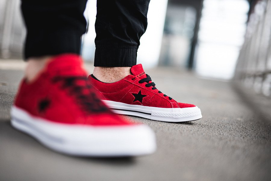 Converse One Star 163246C | Dispatch in 24 hours Kicks.land
