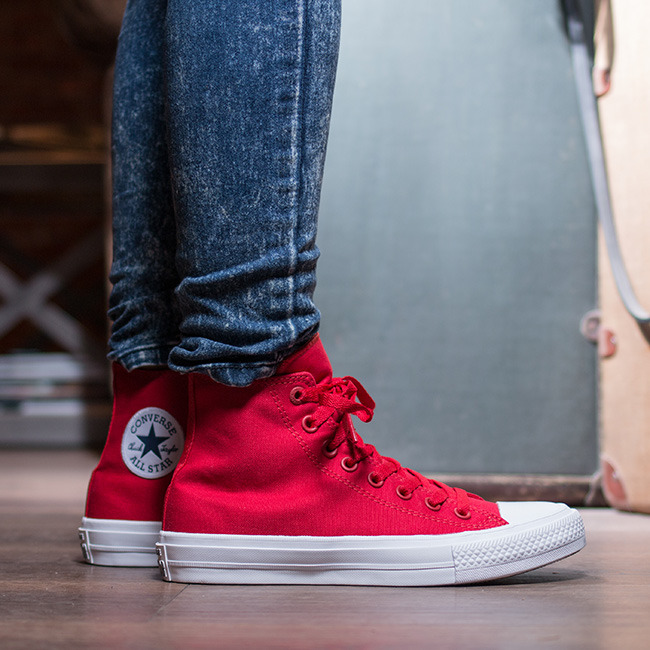 converse all star 2 red