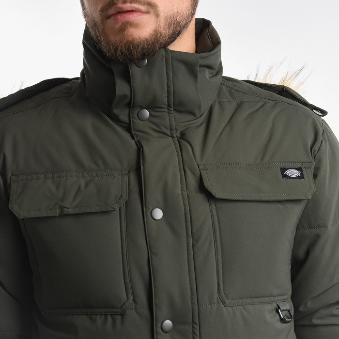 Dickies Manitou Coat Black