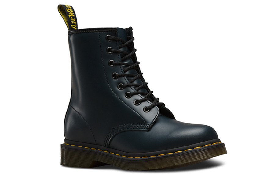 Dr. Martens 1460 Navy Smooth 10072410 Best shoes SneakerStudio