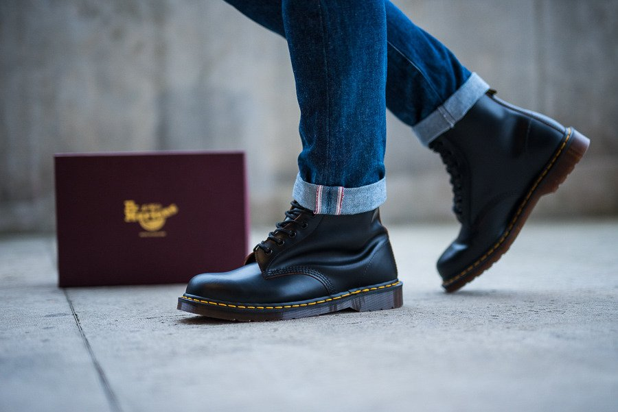 Dr. Martens Made in England 1460