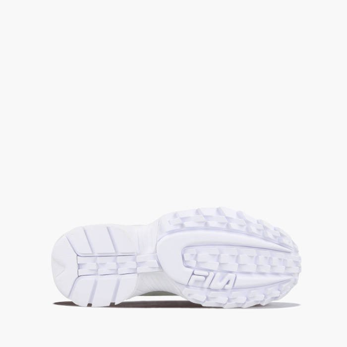 WHITE FILA Womens D formation