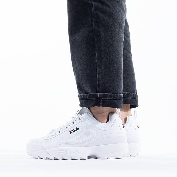 Fila Disruptor Low 1010262 1FG Best shoes SneakerStudio