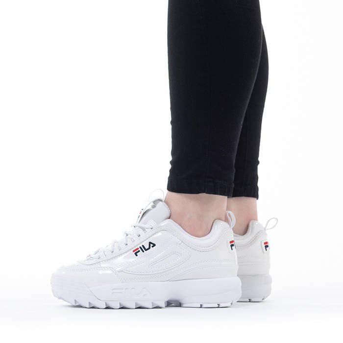 FILA Disruptor Leather Trainers for Women | eBay