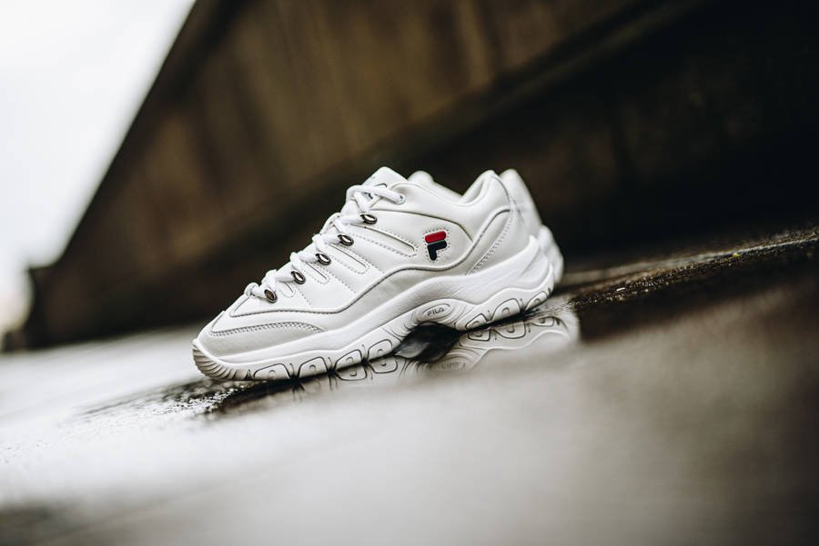 Fila Strada Hiker low 1010768 1FG Best shoes SneakerStudio